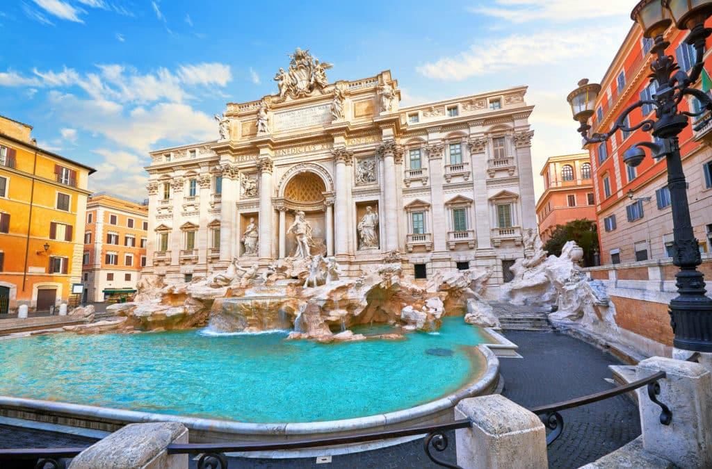 Roma del Agua Tour Privado