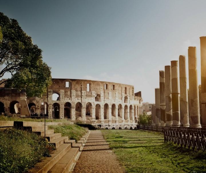 Búsqueda del tesoro Roma Antigua - Tour de grupo