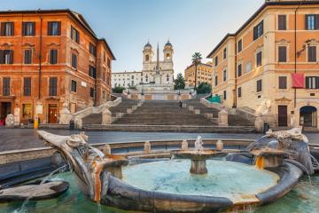 Búsqueda del tesoro Roma del Agua - Tour de Grupo para niños