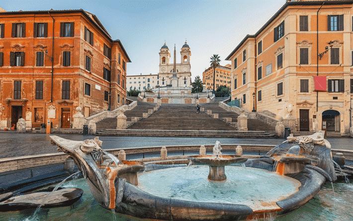 Búsqueda del tesoro Roma del Agua - Tour de Grupo
