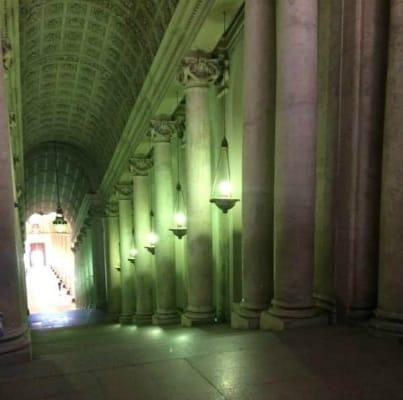 Museos Vaticanos escalera regia