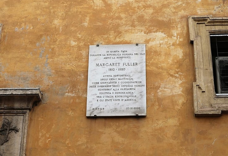 margaret fuller plaza barberini