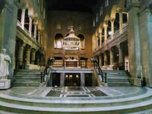 altar san lorenzo extramuros