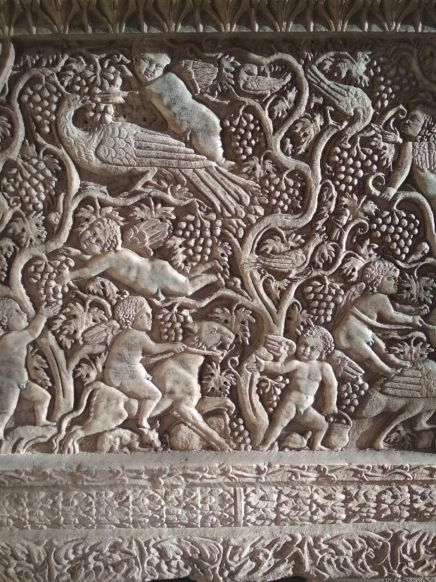 arte san lorenzo fuori le mura roma