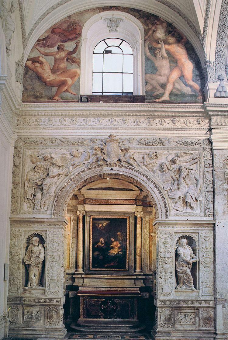 capilla cesi santa maria pace