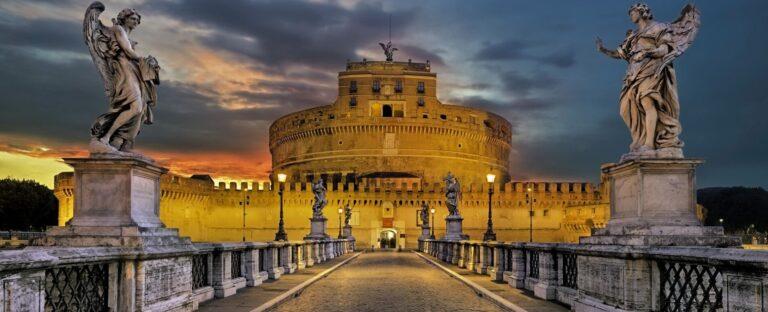 Visita guiada Castel Sant'Angelo
