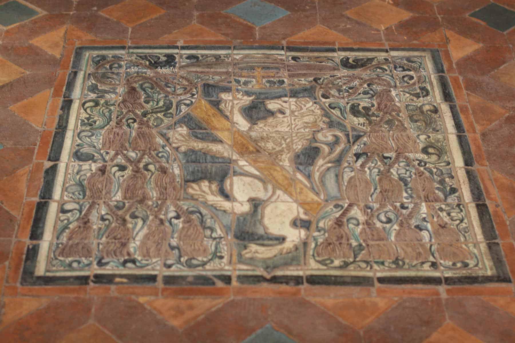 escudo Paolo II en palacio Venecia