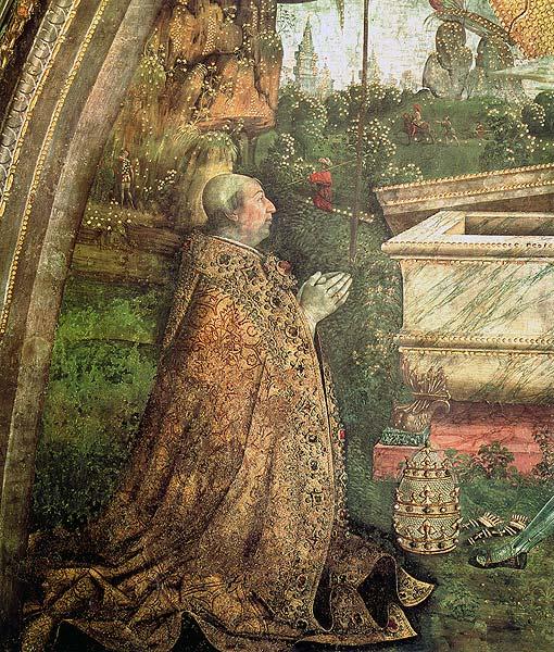 alejandro VI pinturicchio apartamento borgia vaticano