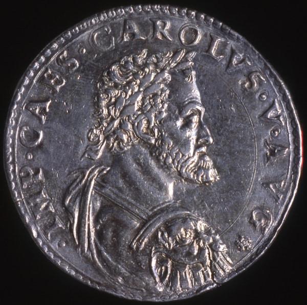 moneda carlos v palazzo massimo alle terme