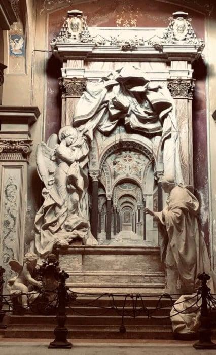 santa cecilia trastevere cardenal mariano rampolla
