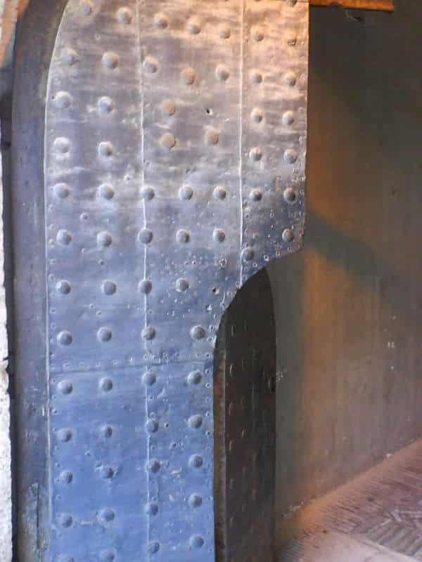 puerta castillo sant angelo