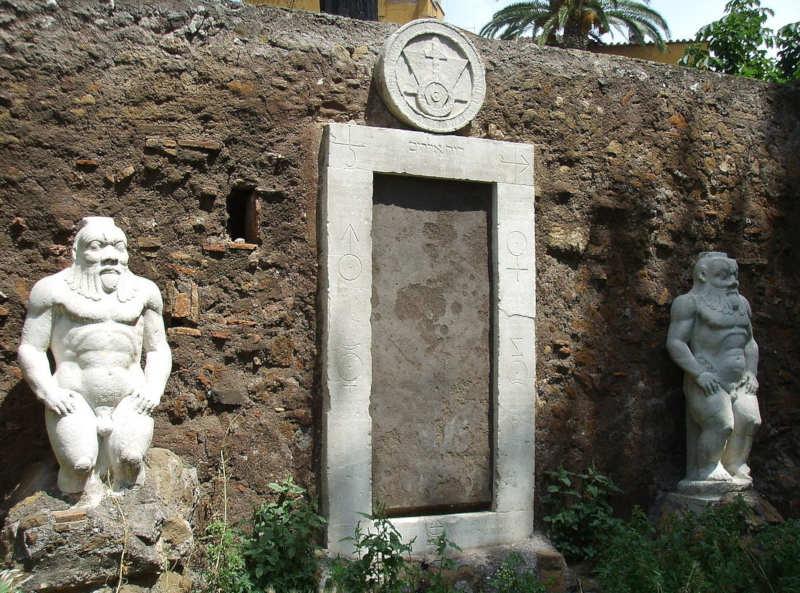Puerta Magica Roma