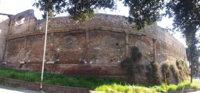 anfiteatro castrense santa croce in gerusalemme