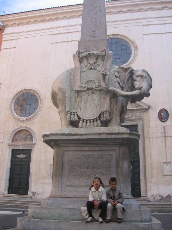 obelisco plaza minerva