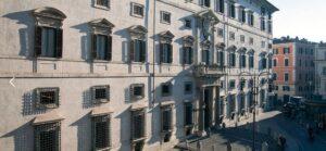 palacio borghese fachada
