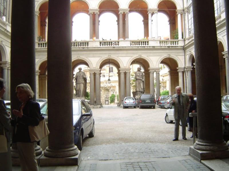 palacio borghese