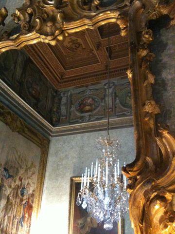 palazzo farnese roma decoracion