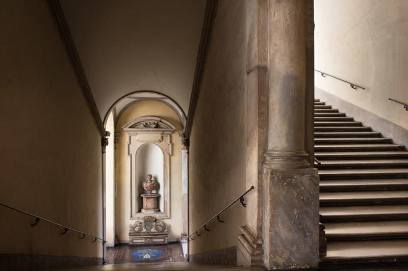 palazzo ruspoli escalera caetani