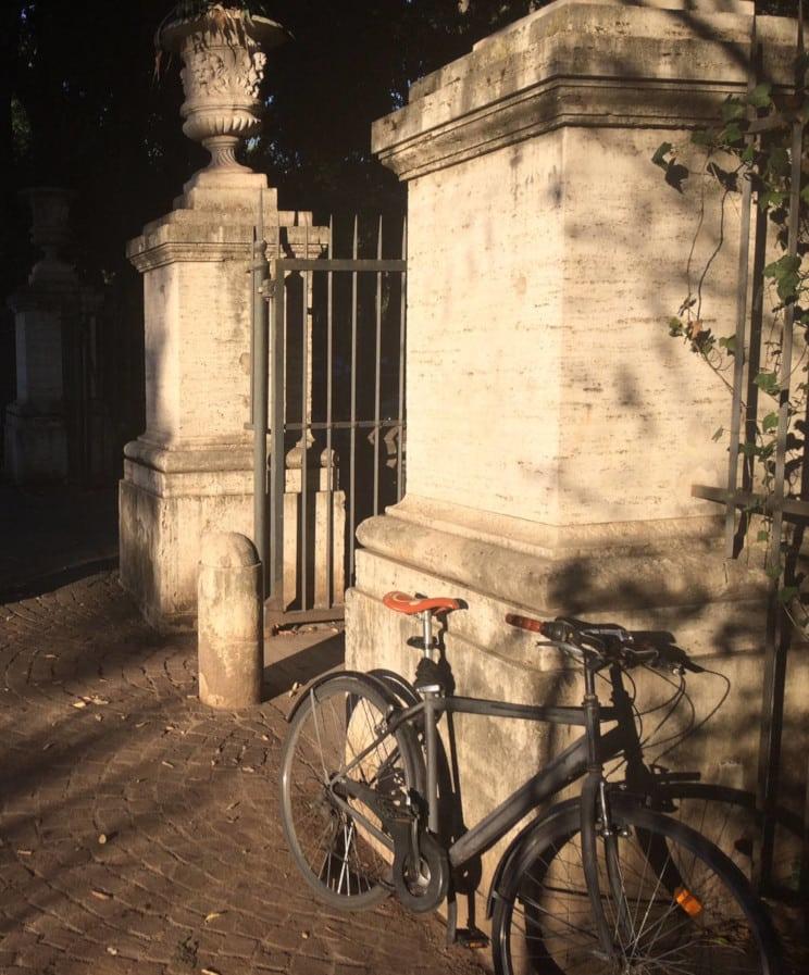 roma en bici