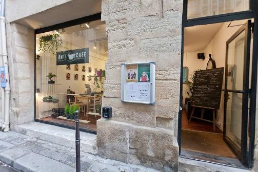 anti cafe roma