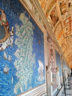 galeria mapas vaticano cerdena
