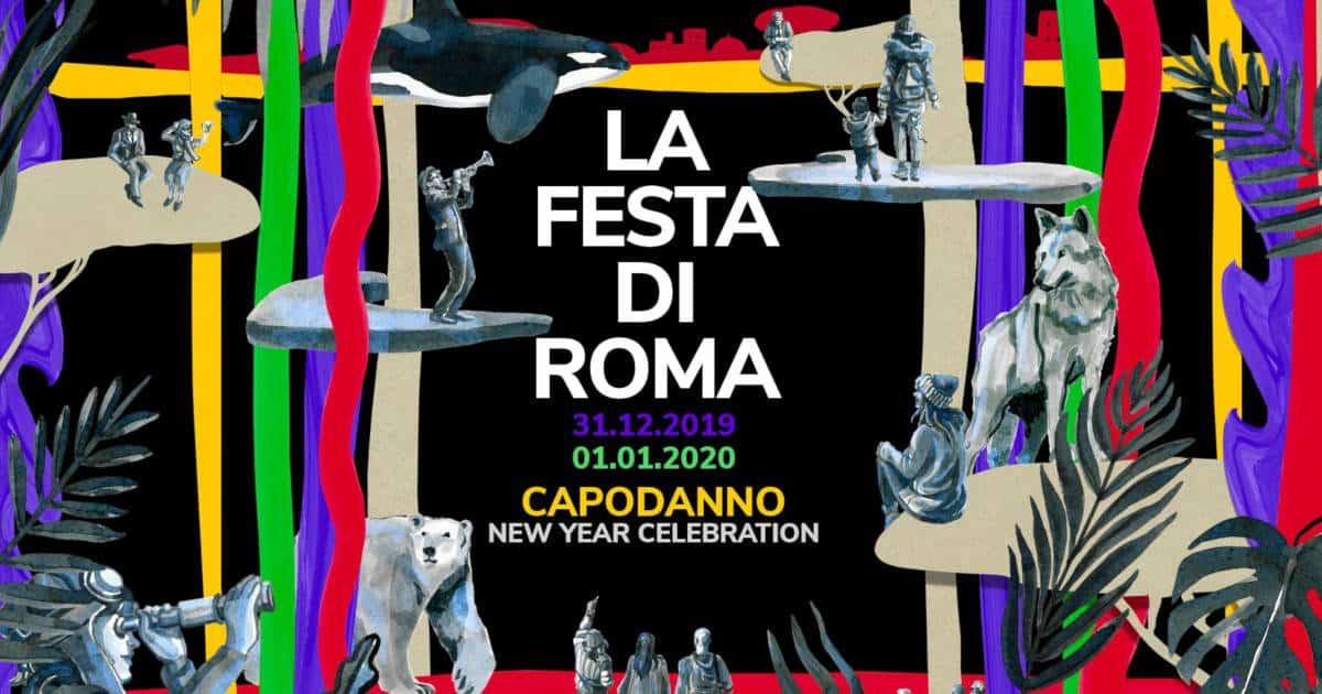 nochevieja roma 2020