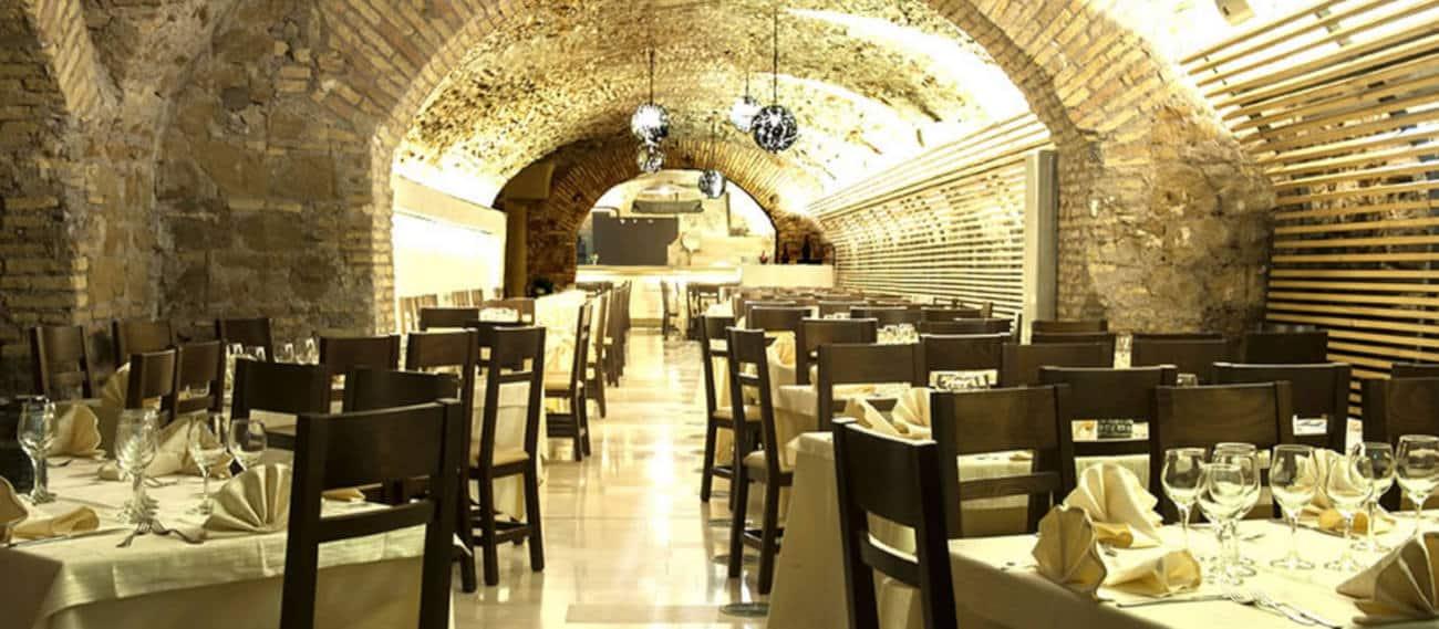 Cena Nochevieja Restaurante Terme del Colosseo