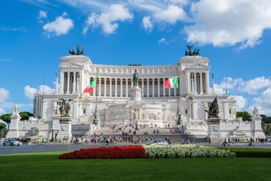 Tour panorámico de Roma