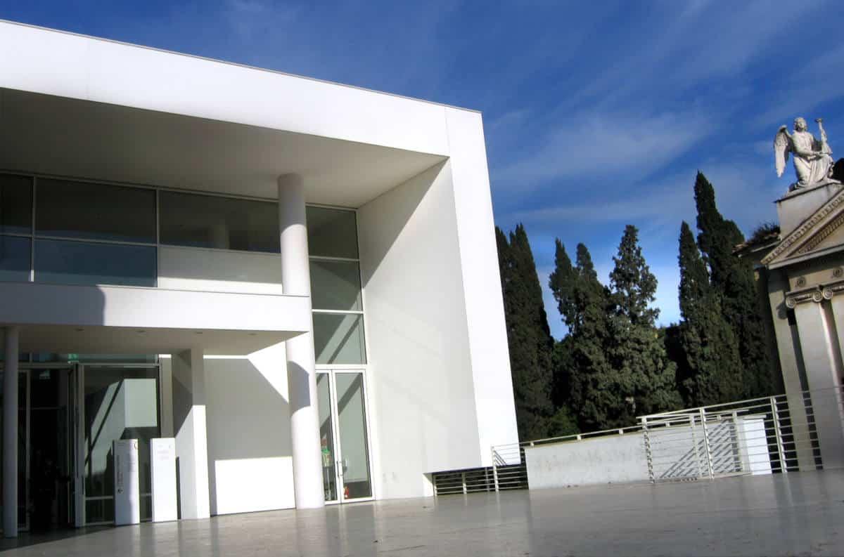 entrada museo ara pacis