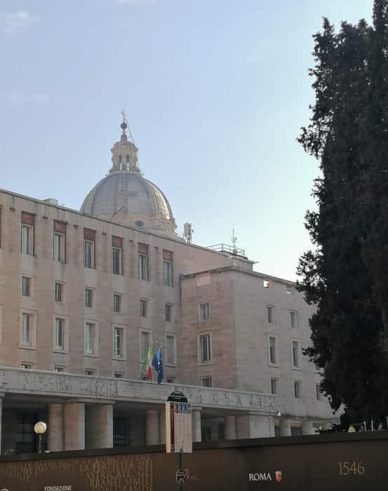 plaza augusto imperatore