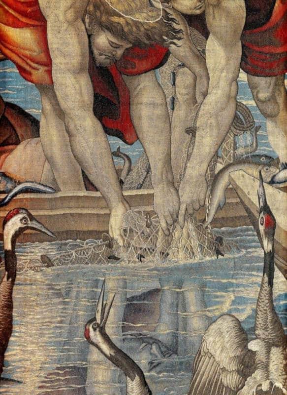 tapices rafael capilla sixtina