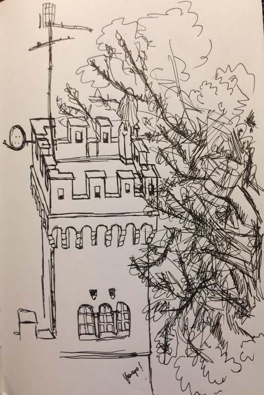 torre merced roma