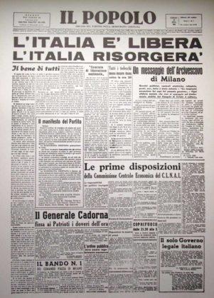 25 abril fiesta liberacion italia