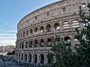 coliseo exterior