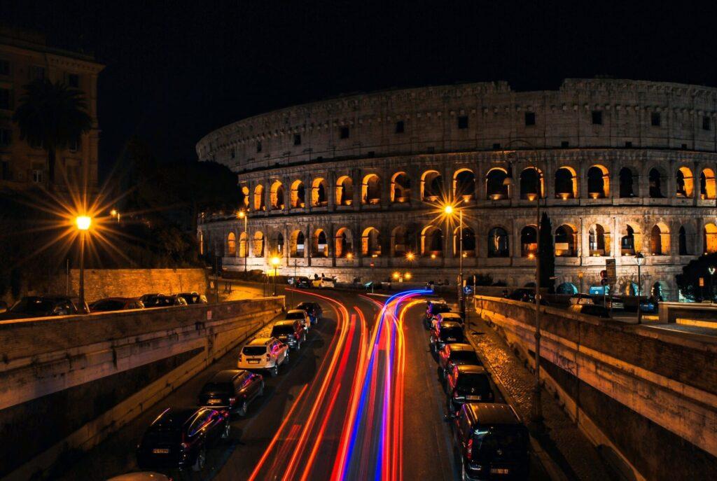 Tour Roma noche privado