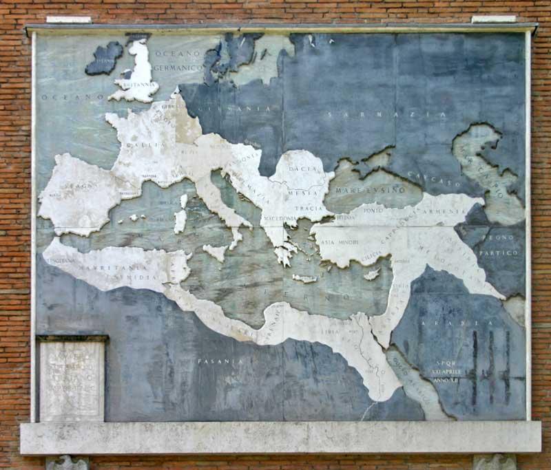 imperio romano maxima expansion