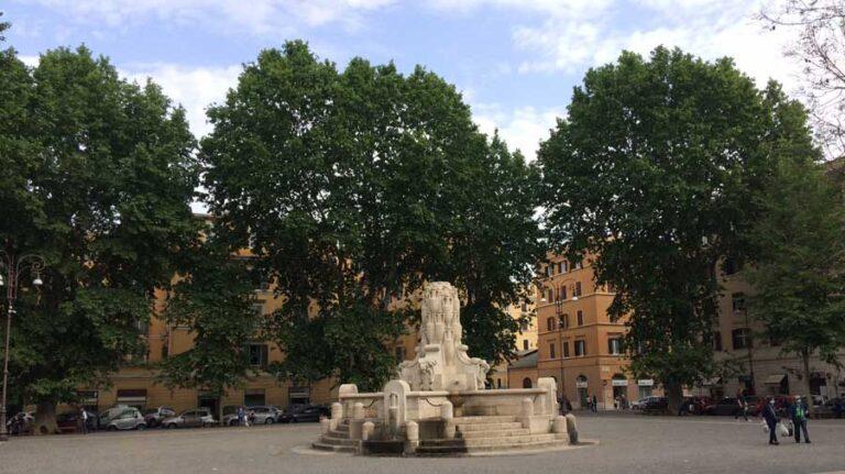 plaza testaccio