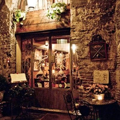 restaurantes centro roma