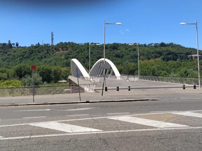 barrio flaminio ponte della musica