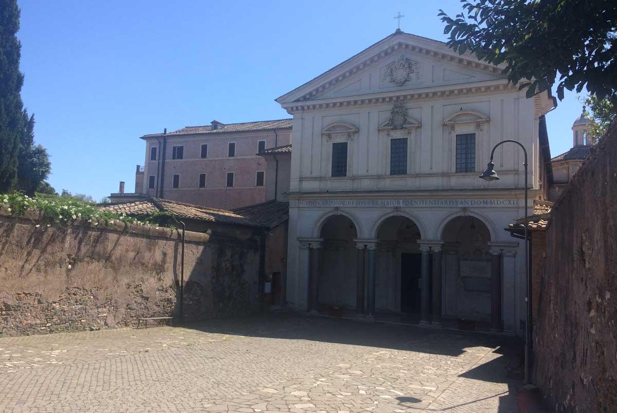 basilica san sebastiano roma
