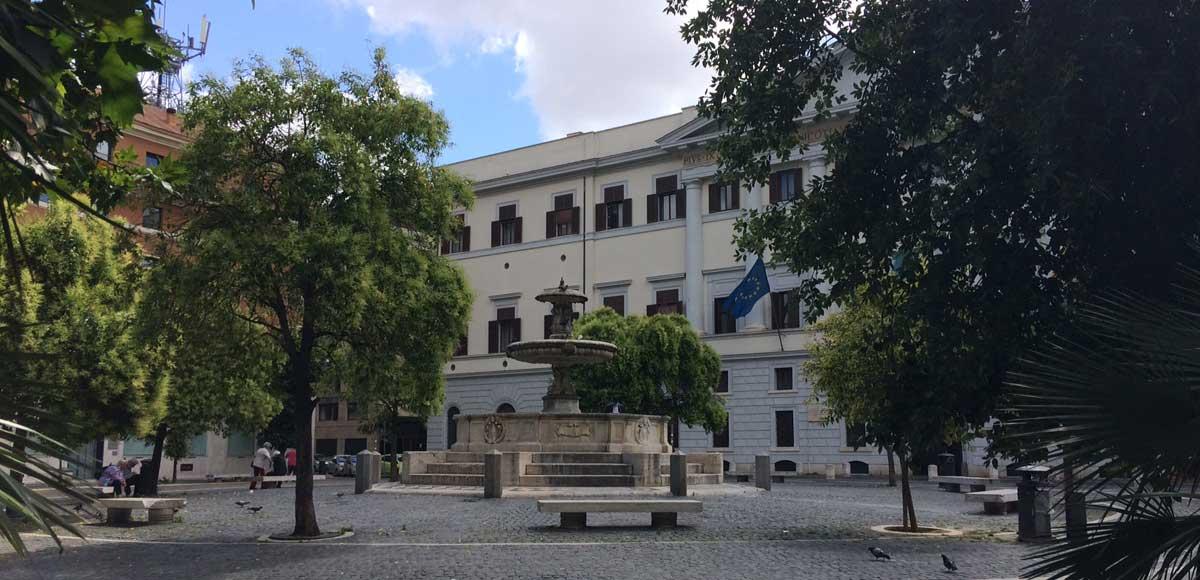 plaza mastai trastevere