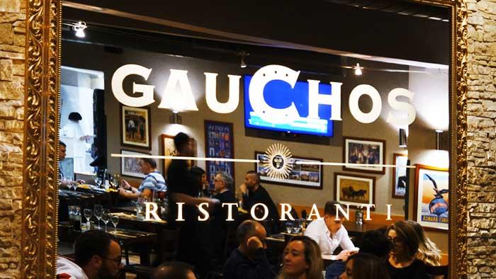 restaurante argentino gauchos roma