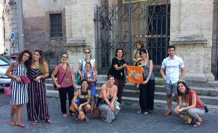 visita guiada celio roma