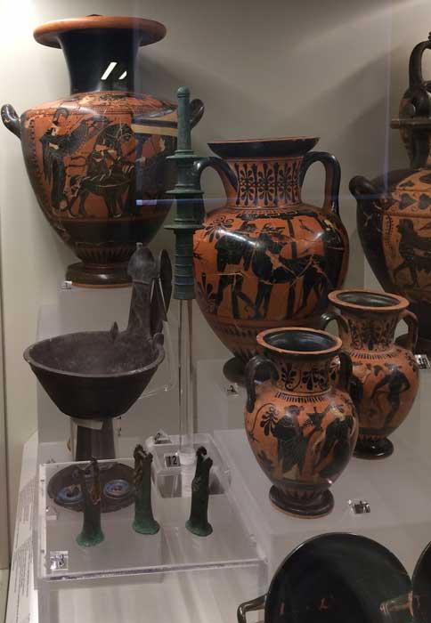 ceramica museo etrusco