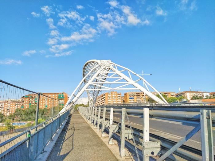 puentes de roma ostiense