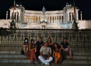 visita guiada plaza venezia