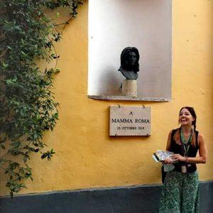 visita mujeres de roma