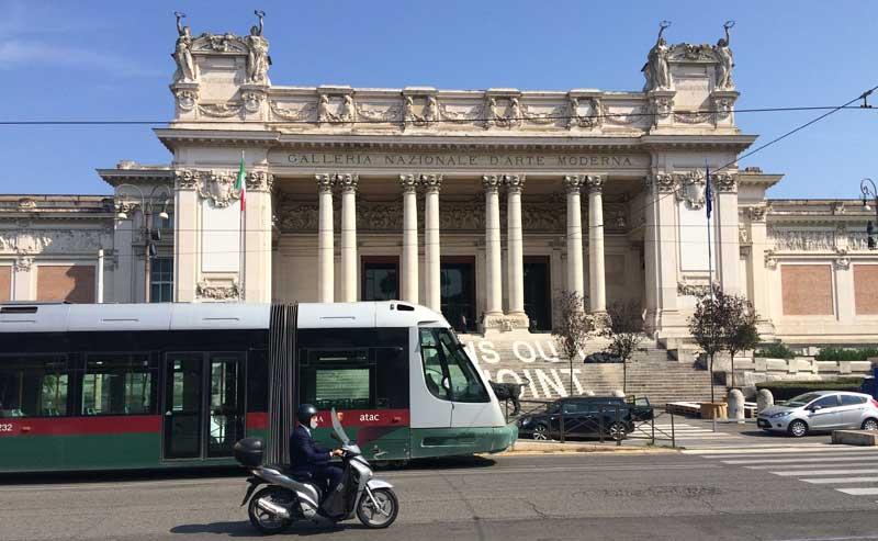 linea 3 tranvia roma