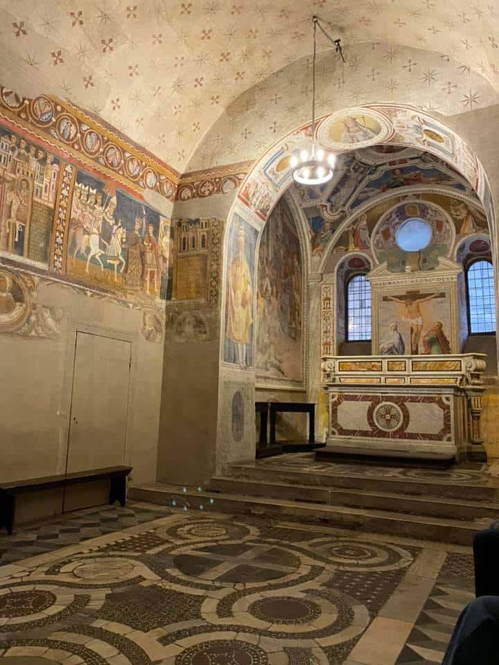 cuatro santos coronados roma