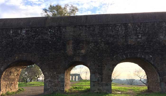 6 acueductos roma